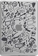 Doodles Decal iPad MINI Sticker