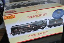 More details for oo gauge hornby train set box with drawers - orient express