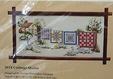 Creative Circle 'COTTAGE QUILTS' #1674 10