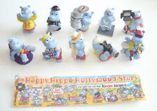 Kompl.-Satz - Happy Hippo Hollywood Stars + BPZ