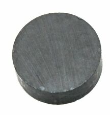 Round 075 Ferrite Magnet 05lb Pull Strength Lot Of 4 10 25 Or 100