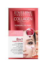 EVELINE COSMETICS COLLAGEN LIFTING FIRMING HYDROGEL EYE PADS