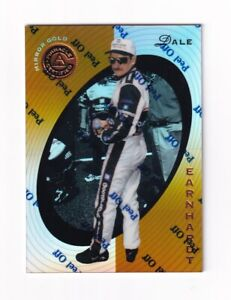 1997 Pinnacle Certified MIRROR GOLD #3 Dale Earnhardt  SUPER SCARCE!