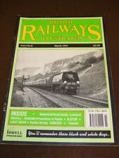 BRITISH RAILWAYS ILLUSTRATED - CHESTER STATION - March 1994 Vol 3 # 6