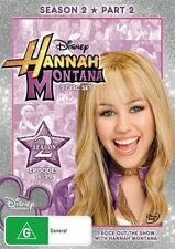 W5 BRAND NEW SEALED Hannah Montana : Season 2 : Part 2 (DVD, 2009, 2-Disc Set)