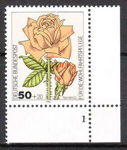 BRD 1982 Mi. Nr. 1150 Postfrisch Eckrand 4 Formnummer 1 TOP!!! (9860)