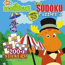 The Backyardigans Easy Sudoku Puzzles #2