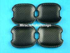 Carbon Fiber Door Handle Cover Shells For 1993-2000 Mercedes Benz W202 C-Class