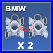 WINDOW REGULATOR SLIDER CLIPS BMW E32 E34 E36 E92 3 5 7 Plastic with metal clip