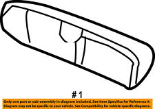 Jeep CHRYSLER OEM 08-10 Commander-Outside Exterior Door Handle Left 1HP691S2AA