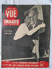 POINT DE VUE IMAGES DU MONDE 23 (1948) ELECTIONS AMERICAINES