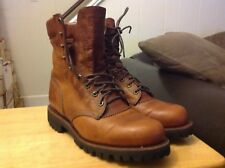 VTG CHIPPEWA 21024 ARROYOS COLLECTION WORK BOOTS SIZE 9D WITH ORIGINAL BOX