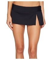 Womens Bleu Rod Beattie Kore Skirted Hipster Bikini Bottom Sz. 8 (black) 150077