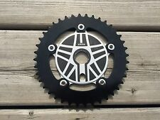 OLDSCHOOL BMX ANLUN CHAINRING AND SPIDER SUPER DELUXE 40T CRANKSET TAWAIN
