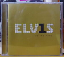 ELVIS PRESLEY 30 1 HITS COMPACT DISC RCA RECORDS 2002
