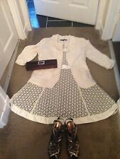 Bnwt Ladies Mother Bride/Races/Cruise Outfit size 14/16