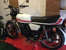 Yamaha RD400F UK Bike Matching Frame & Engine Numbers