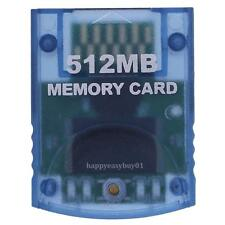 512MB Memory Card Stick for Nintendo Wii / Gamecube NGC Console Video Game