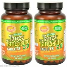 Beyond Tangy Tangerine BTT 2.0 Tablet - 120 (Twin Pack) Youngevity Dr. Wallach