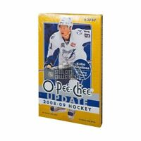 2008-09 Upper Deck O-Pee-Chee Update Hockey Hobby Box