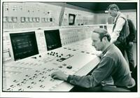THTR-300 nuclear power plant - Vintage photograph 3262794