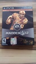 Madden NFL 12 Hall of Fame Edition (PS3)