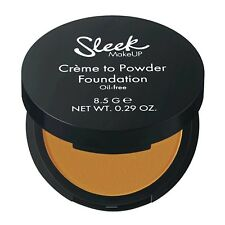 NEW Sleek Creme To Powder Foundation C2P13 - SHADES {Praline} (Medium)