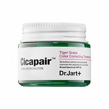Dr.Jart+ Cicapair Tiger Grass Color Correcting Treatment 15ml 0.5 oz Travel Size