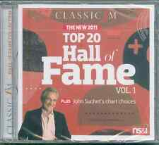 CLASSIC FM HALL OF FAME TOP 20 (2011) VOL 1 - CD  /  RACHMANINOV,  BEETHOVEN ETC