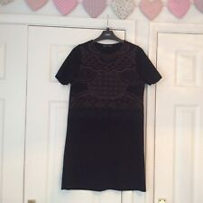 💕 Ladies Zara Glitter Tunic Style Dress/Top - New Without Tags - Size Small 💕