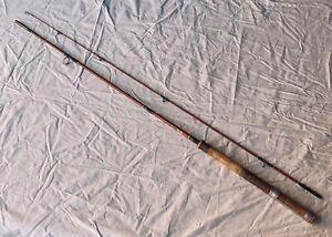 VINTAGE SHAKESPEARE 7' WONDEROD 2 PC FIBERGLASS SPINNING FISHING ROD