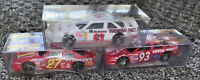 3 Racing Champions 1/64 Race Car Lot Budweiser 500 New Hampshire Speedway LE