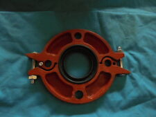 1, Guvlok Grooved End 2-1/2'' flange fig 7012&7013  Fire Protection Fittings