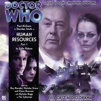 EDDIE ROBSON - DOCTOR WHO: HUMAN RESOURCES PART 1   CD NEW