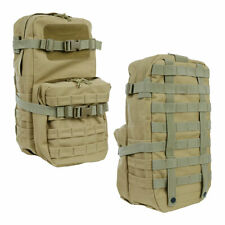 MCS Molle Add On Backpack Green