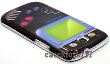 for Samsung galaxy s3 hard case skin Nintendo game boy picture black blue S III
