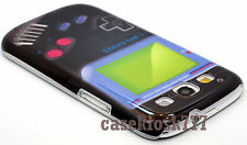 for Samsung galaxy s3 hard case skin Nintendo game boy picture black blue S III