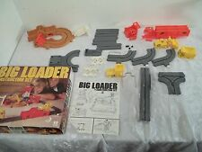 Vintage Big Loader Construction Set By Tomy 1977 Missing Power Chassis