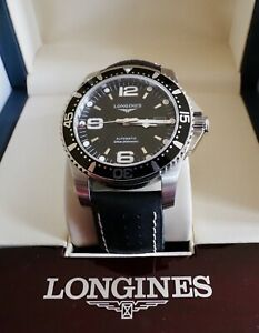 LONGINES HYDRCONQUEST 2020 WITH  WARRANTY