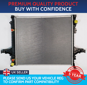 RADIATOR TO FIT VOLVO XC90 MK1 2002 TO 2014