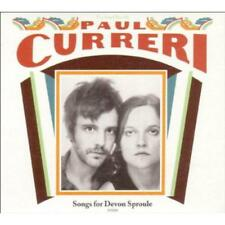 Curreri Paul - Songs For Devon Sproule NEW CD