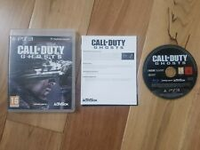 Call of Duty Ghosts PlayStation PS 3 Video Game UK PowerSeller FREE P&P CHEAP