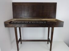 More details for vintage clavichord handmade traditional baroque piano 4 octave instruments keys