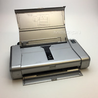 Canon PIXMA iP100 Mobiler Tintenstrahl Dokumenten und Fotodrucker 5-Tintensystem