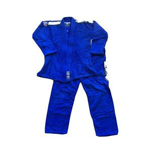 Tatami Fightwear Nova A5 Jiu Jitsu Gi Kimono Pants & jacket Fighting outfit EUC