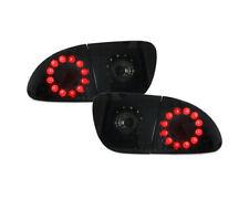 Original Litec LED Rückleuchten Set Schwarz Smoke für Seat Leon 1M 1999-2006