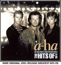 A-Ha - The Very Best Essential Ultimate Greatest Hits Collection - RARE 80's CD