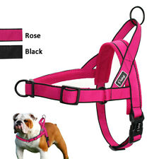 Front Clip Pet Dog Harness No Pull Mesh Vest Adjustable for Medium Large Dogs
