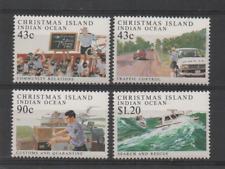 C488 Christmas islands 329/32 postfris