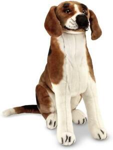 Melissa and Doug, Large Beagle Plush